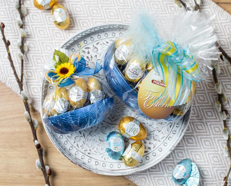 Österliche Pischinger Präsent-Eier